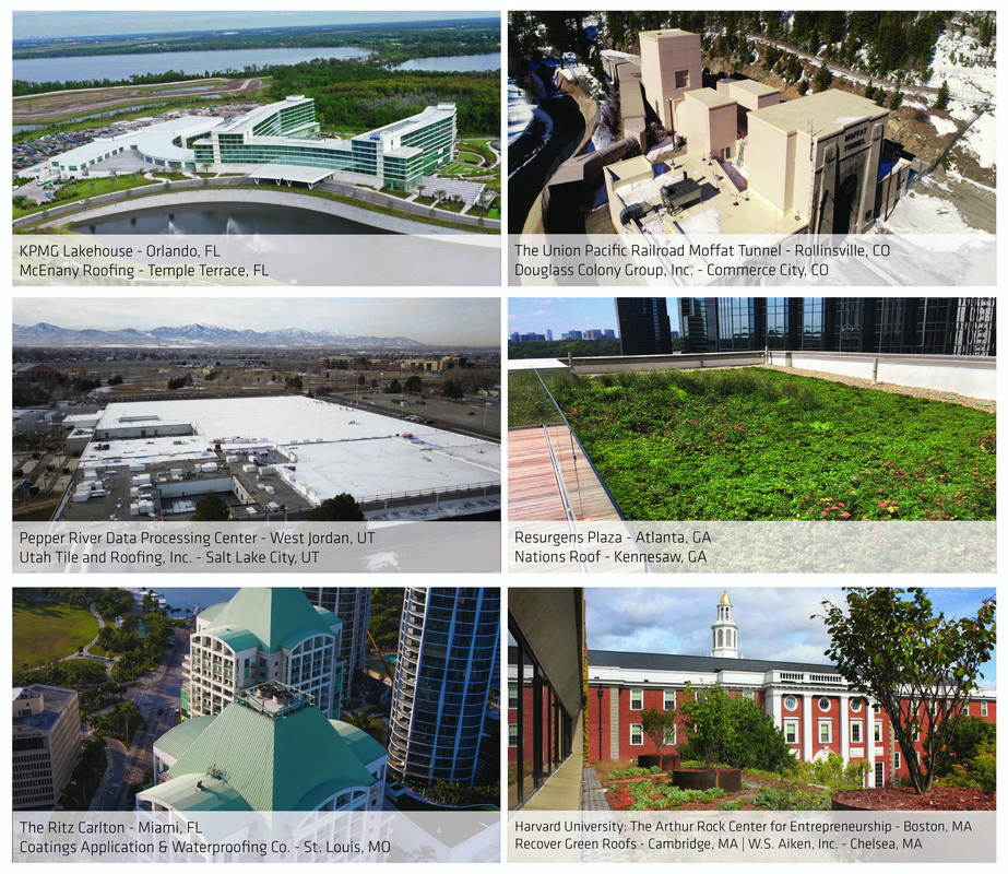 Top 15 Commercial Roofing Projects of 2019 Announced 10