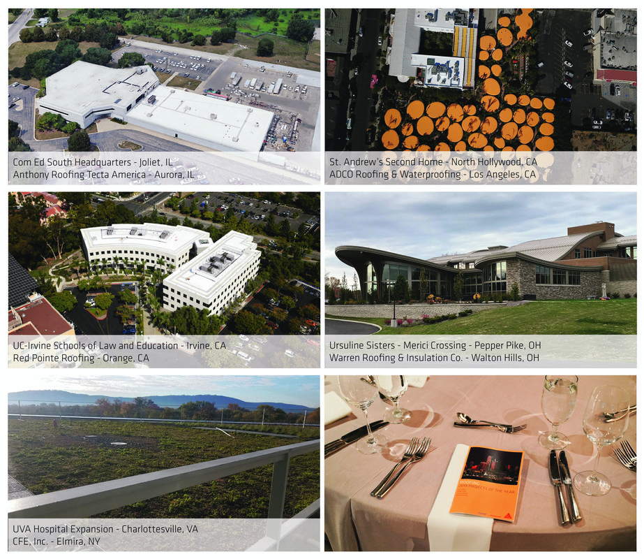 Top 15 Commercial Roofing Projects of 2019 Announced 8