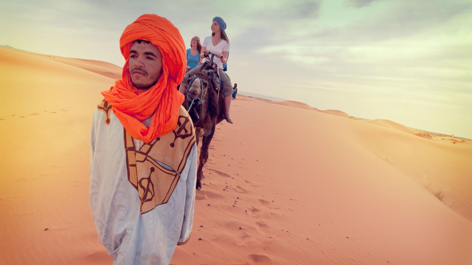 Explore Morocco's Desert and Enjoy Local Moroccan Attraction with Five Days Morocco Desert Tours 6