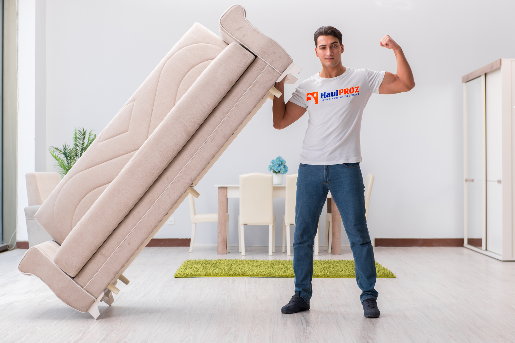 Popularity increases as people find a one-stop junk removal partner in HaulPROZ 1