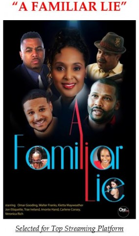 One-Shot Films partners with The Usual Suspects, Omar Gooding, Trae Ireland and Walter Franks for a Blockbuster Film 6