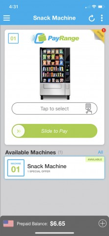 Consumer Concerns about Touching Surfaces Drives Biggest Change to Vending Machines in Decades 6