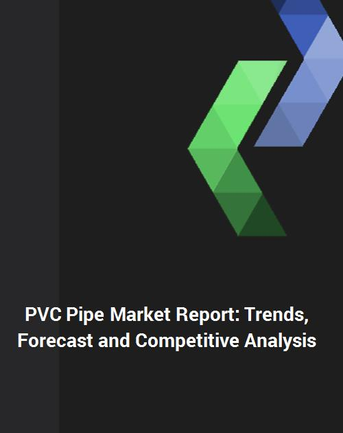 PVC Pipe Market Report: Trends, Forecast and Competitive Analysis 4