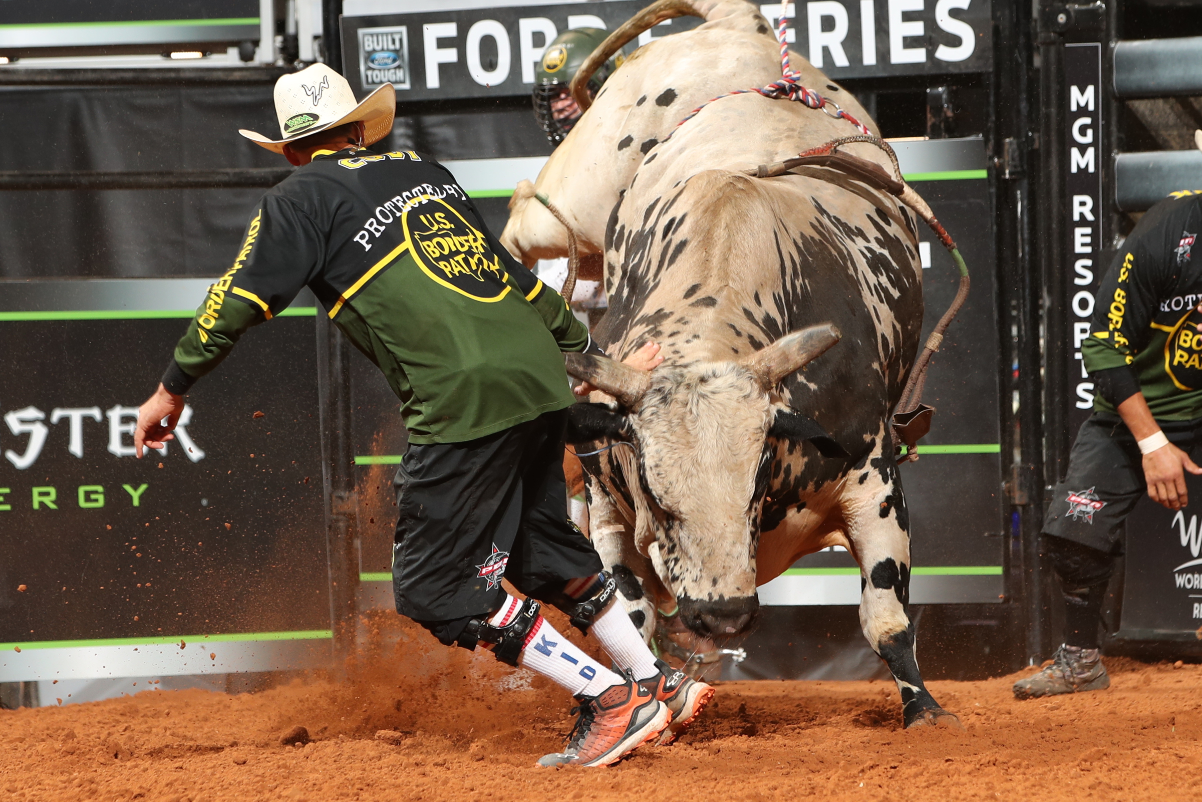 World No. 1 Jose Vitor Leme Continues Dominant 2020 Season in Fort Worth 6
