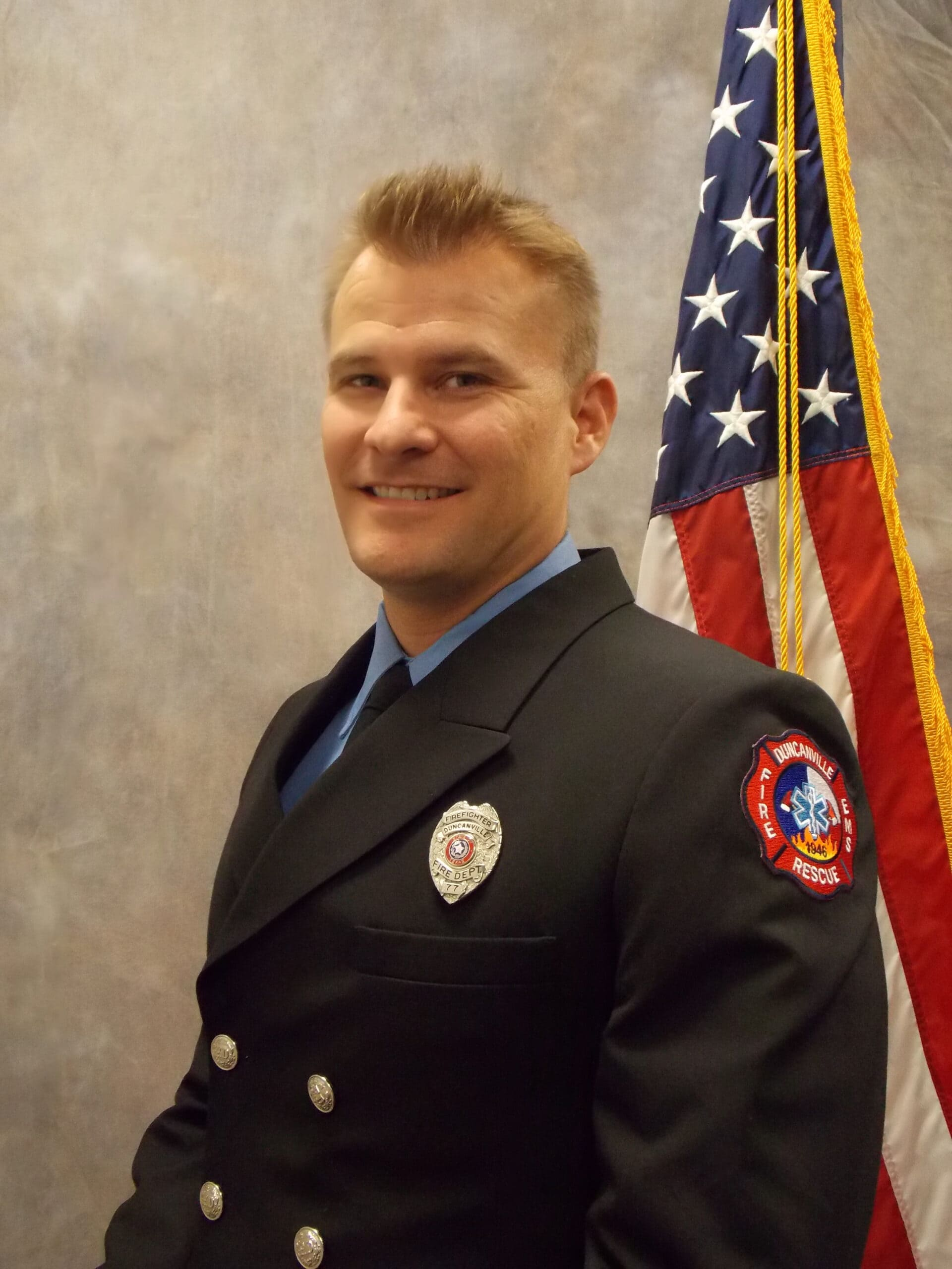 Daniel Micah Kendall, Beloved Duncanville Firefighter, Died July 31 1