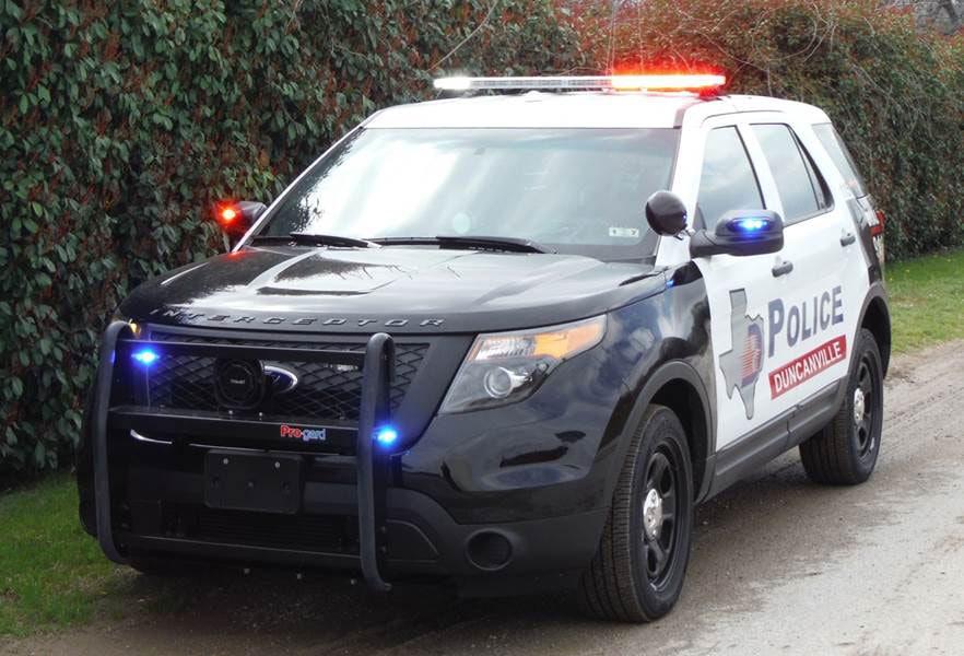 Duncanville Police Save Infant Left In vehicle 6