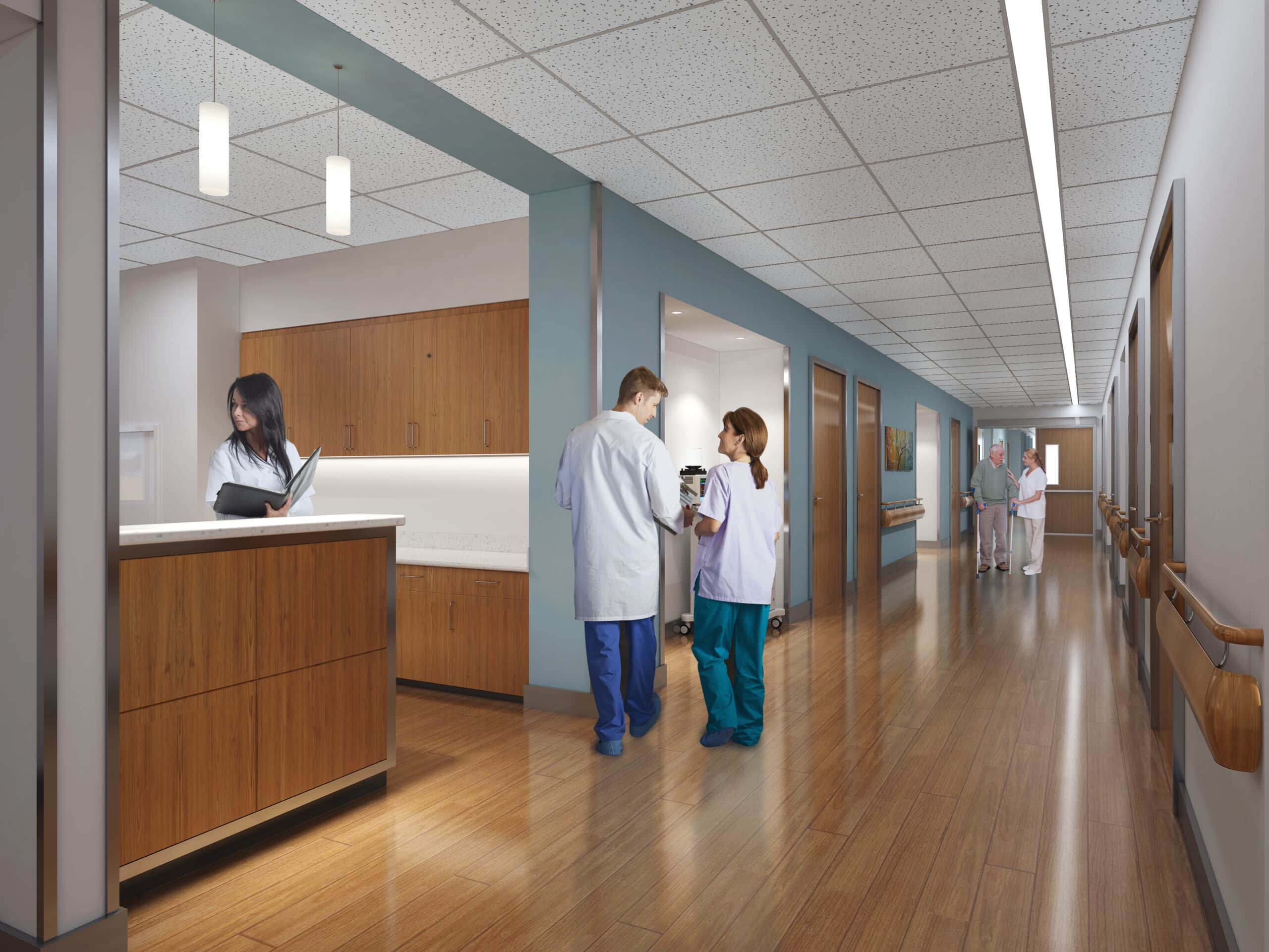 $3.5 million Capital Campaign Complete For Methodist Charlton Oncology Unit 6