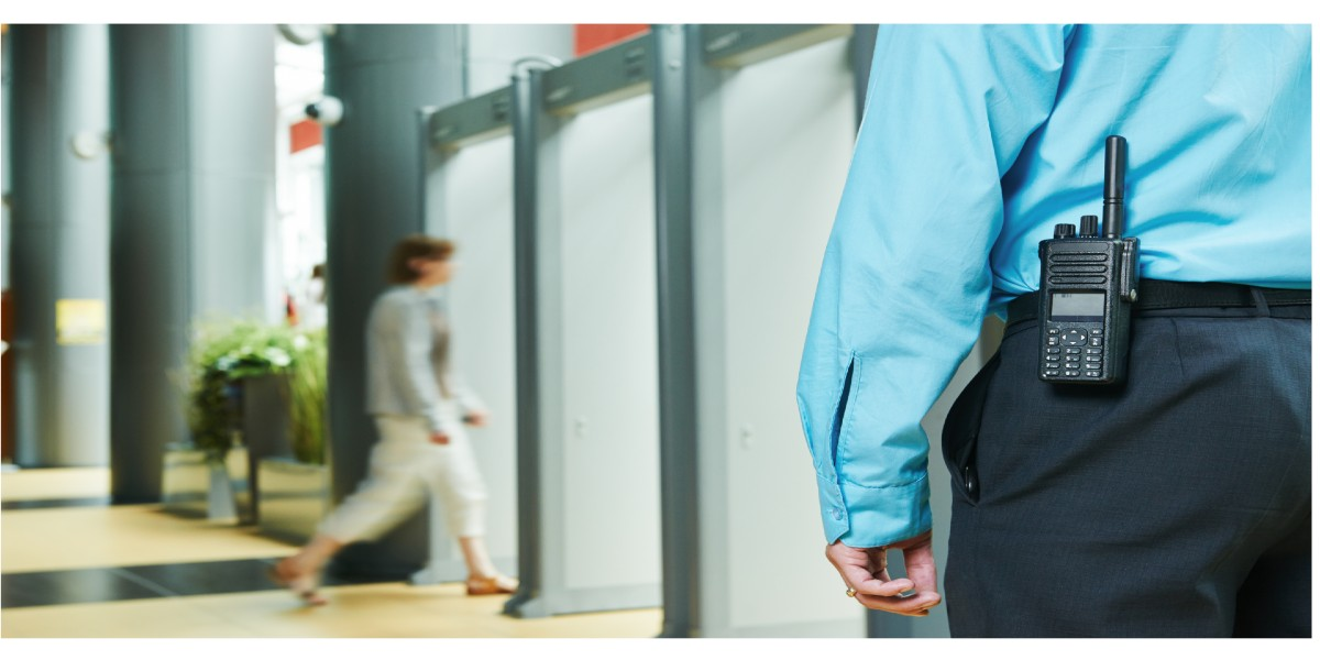 Stratton Security Enables Armed Security Guard to Protect Commercial Property and Private Assets
