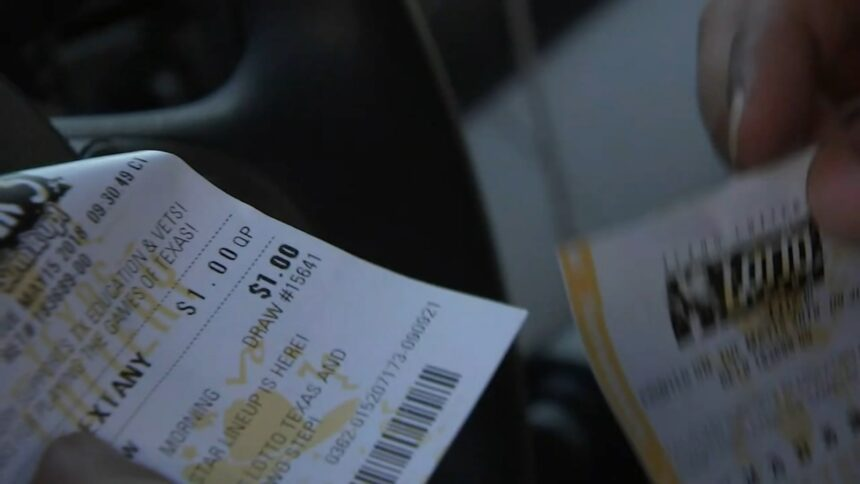 $44M Lotto Texas jackpot largest in North America, 3rd-largest in world 6
