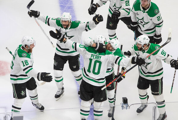 Dallas Stars force Game 6 against TB Lightning in Stanley Cup Final 5