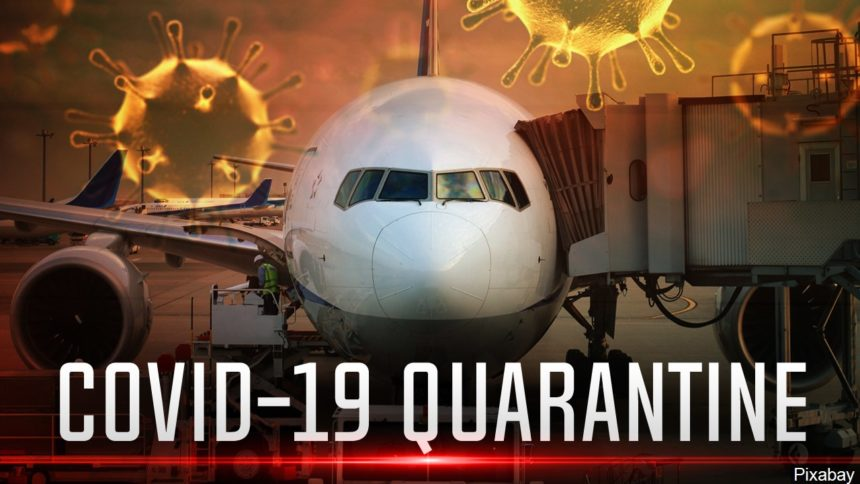 Texas remains on New Mexico's updated virus travel quarantine list 6