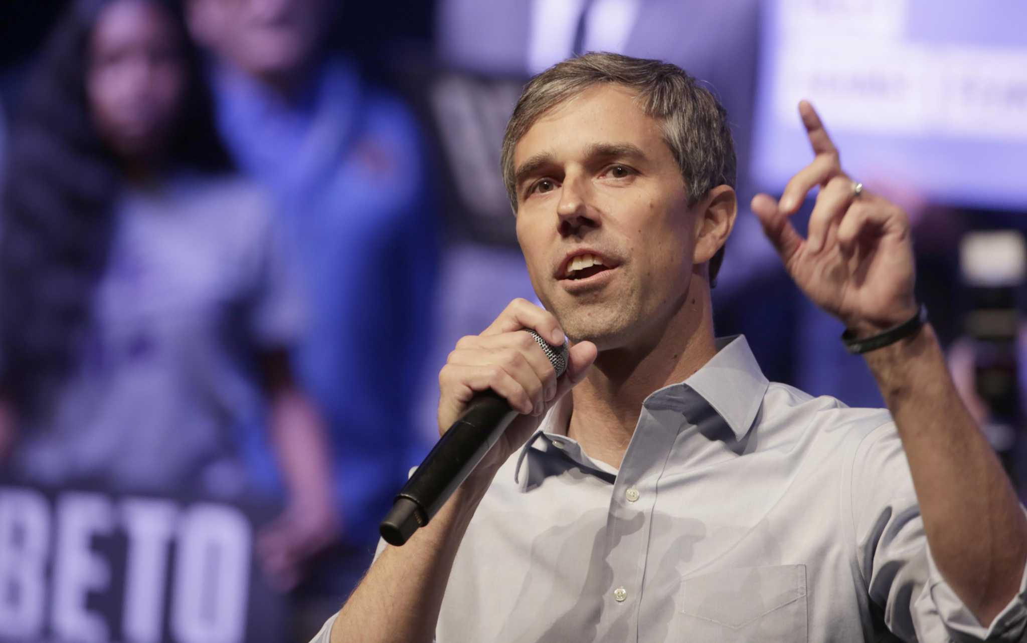 Beto O'Rourke to teach politics at Texas State University next year 6