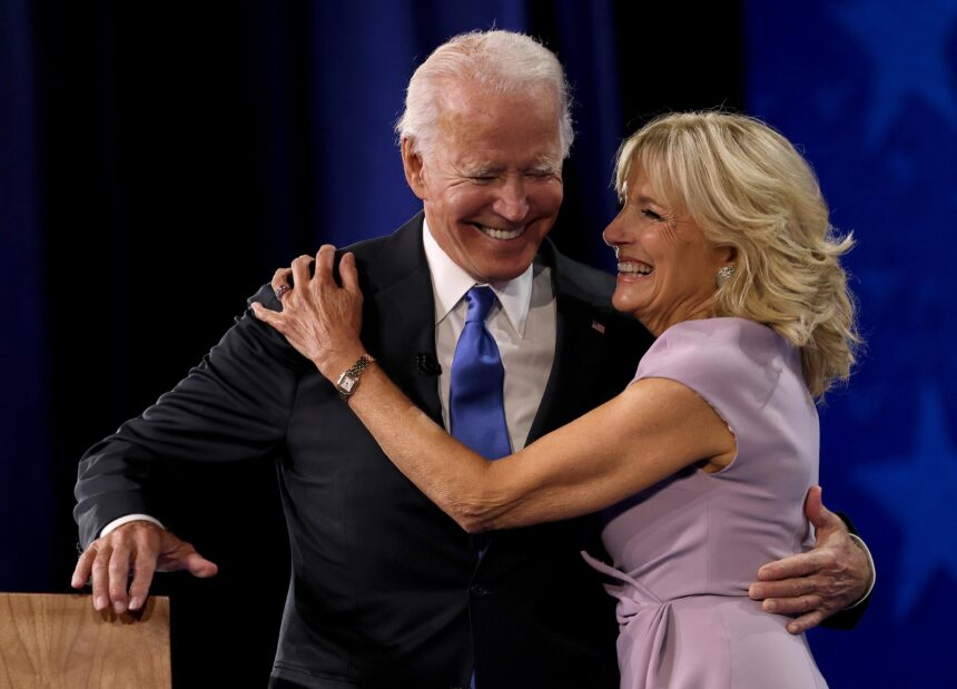 Jill Biden to visit El Paso on 1st day of early voting as poll shows tight presidential race in Texas 6
