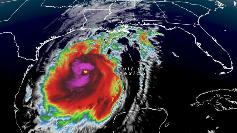 LIVE updates: Delta aims to hit Gulf Coast as a Category 2 hurricane with ferocious winds 6