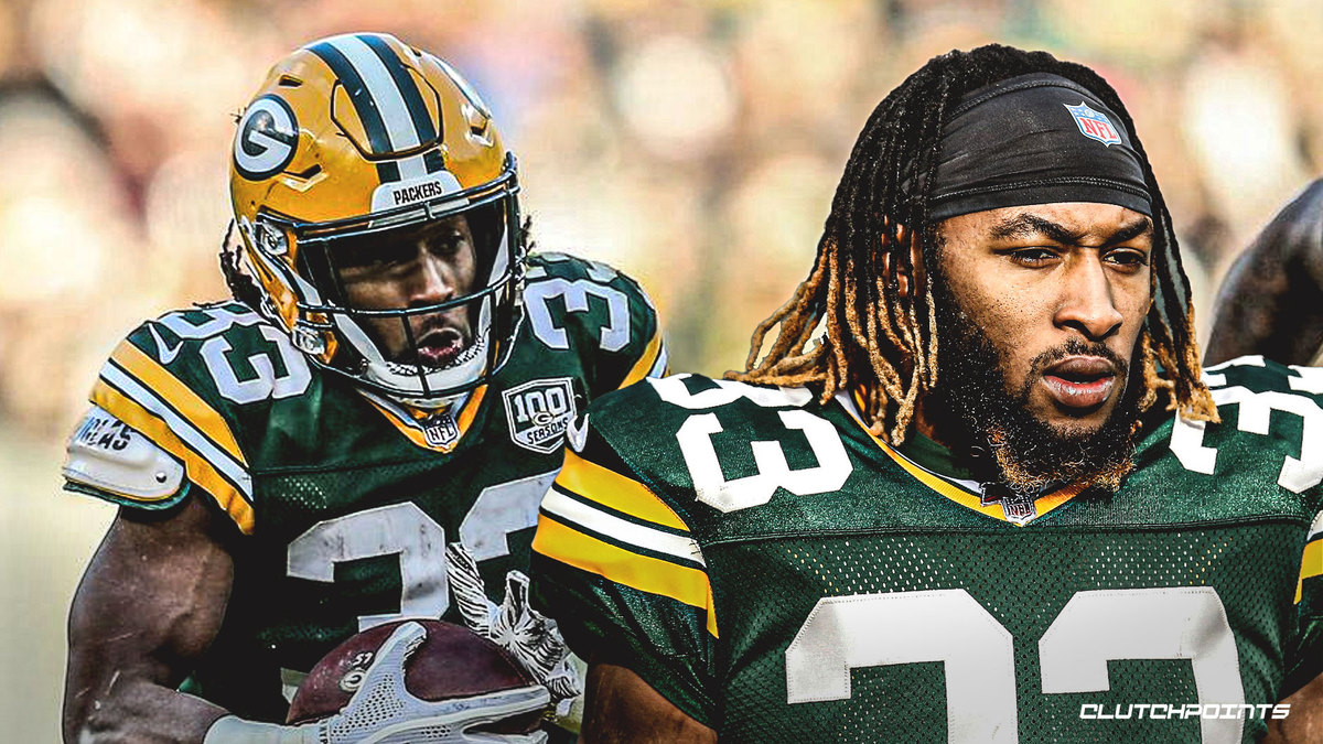 Packers' Jones out for Sunday's game vs. Texans due to calf injury 6