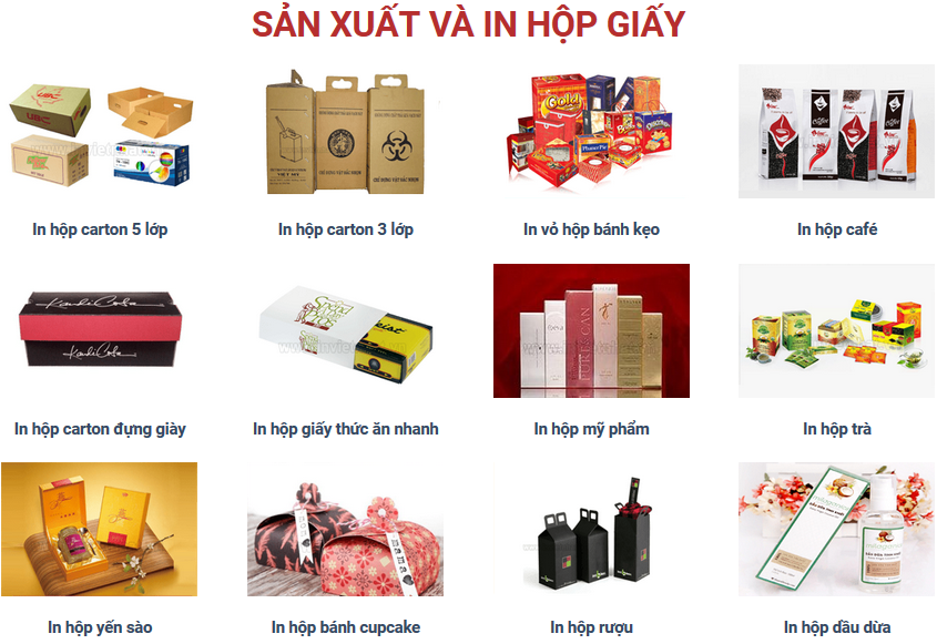 Chu Minh Printing Factory – Vietnam best printing labels & product packaging manufacturer in HCMC 8
