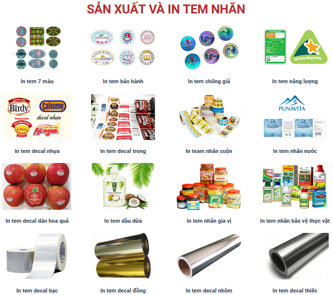 Chu Minh Printing Factory – Vietnam best printing labels & product packaging manufacturer in HCMC 9