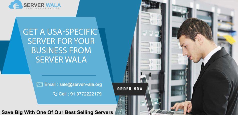 Serverwala's Dedicated Servers Now available PAN USA 6
