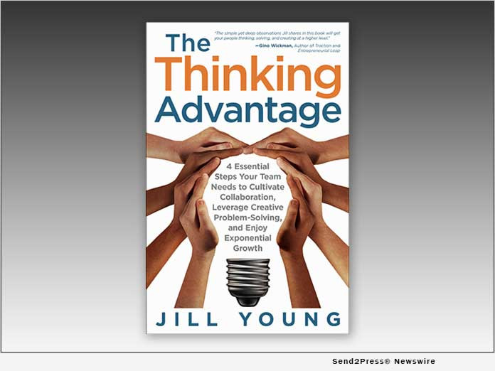 Successful Dallas Author and Businesswoman releases the third book in her Advantage Series, designed to help entrepreneurial companies grow exponentially 6
