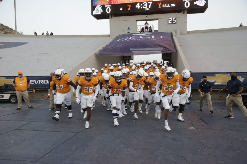UTEP football game postponed after North Texas expressed concern about Covid surge in El Paso 2