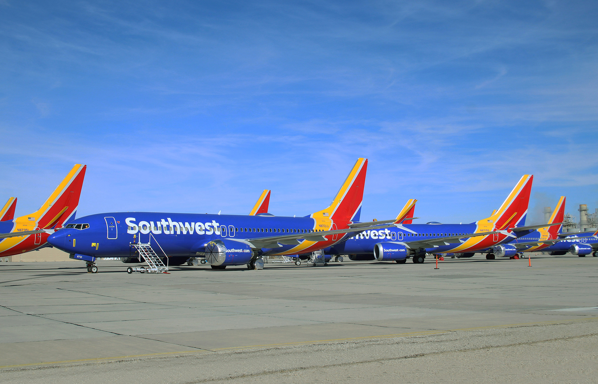 Boeing's 737 Max gets approval to fly passengers again 6