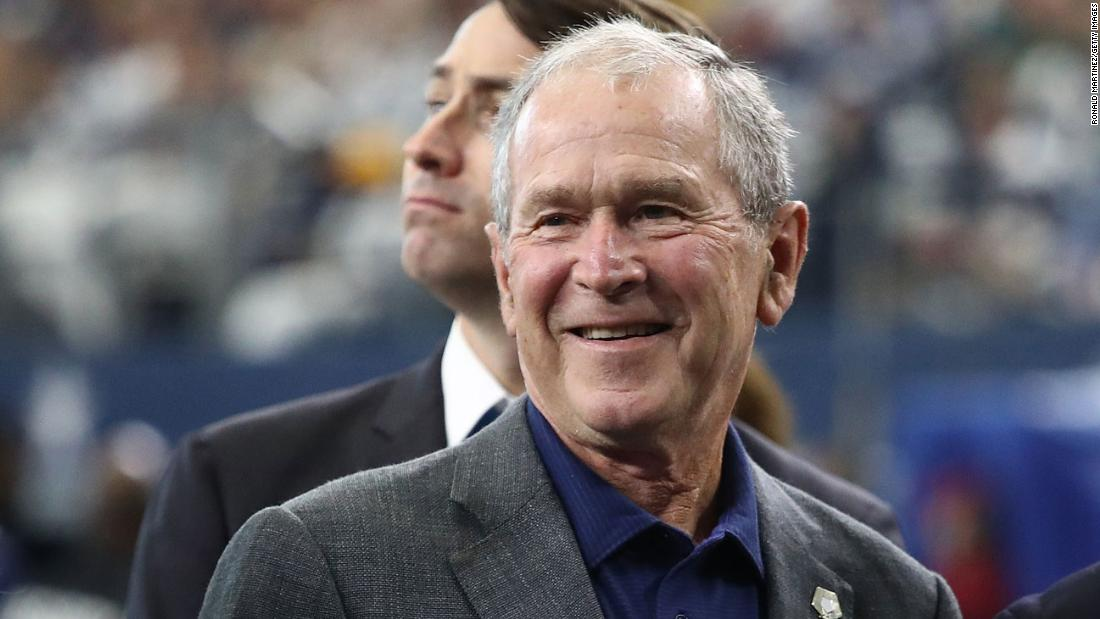 Bush congratulates Biden, says election was 'fundamentally fair' and 'its outcome is clear' 6