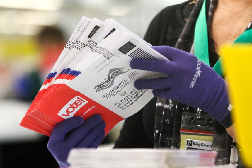 Federal judge orders sweep of postal facilities in swing states – including Texas – for mail-in ballots 6