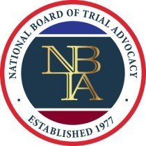 NBTA Announces Board Certified Attorneys in Civil, Criminal, Truck Accident Law 6
