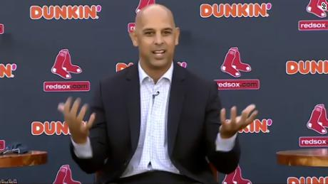 Red Sox manager Alex Cora apologizes for his role in Astros' cheating scandal 6