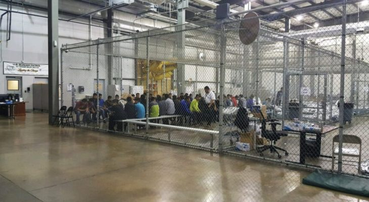 U.S. closes Texas warehouse where chain-link 'cages' for migrant children garnered attention 14