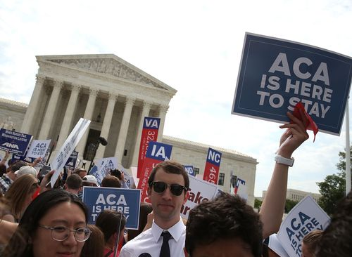 U.S. Supreme Court seems likely to keep Affordable Care Act despite challenge from Texas, other states 6