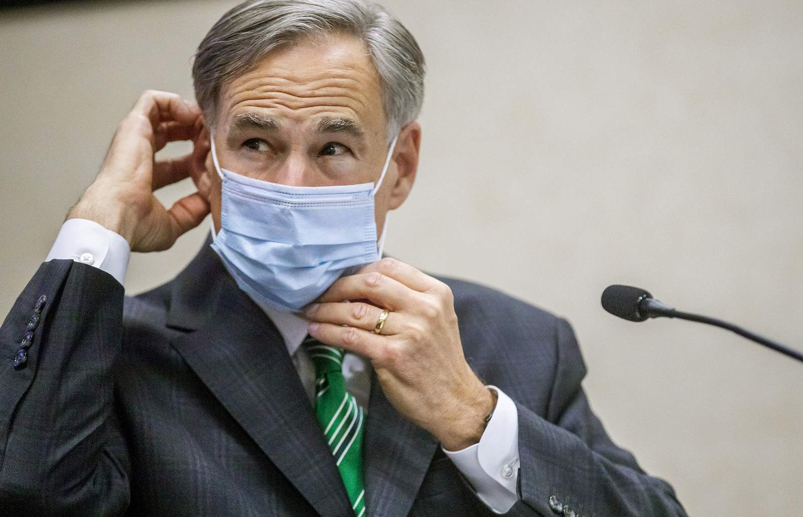 Virus soaring again in Texas, but this time Gov. Abbott says no lockdown is coming 6