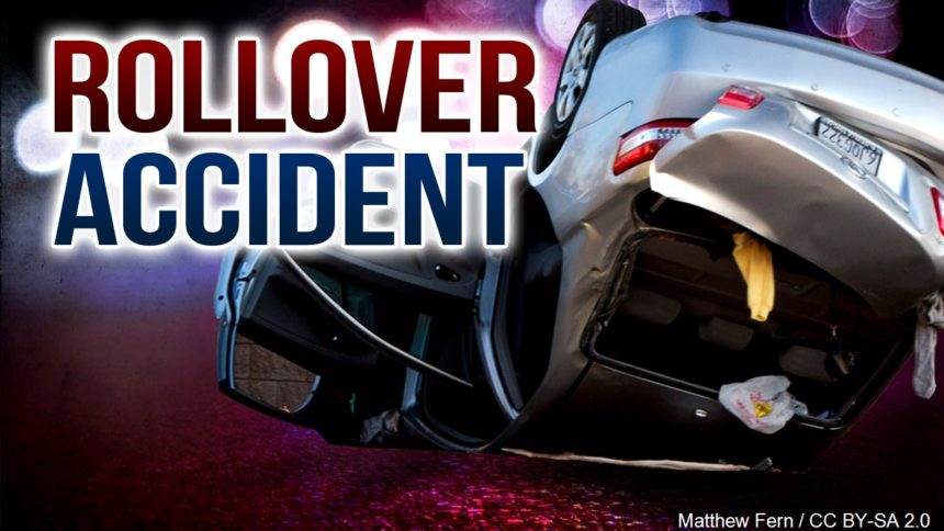 Woman dead, 3 children hurt in Thanksgiving rollover on I-10 in Hudspeth County identified 1