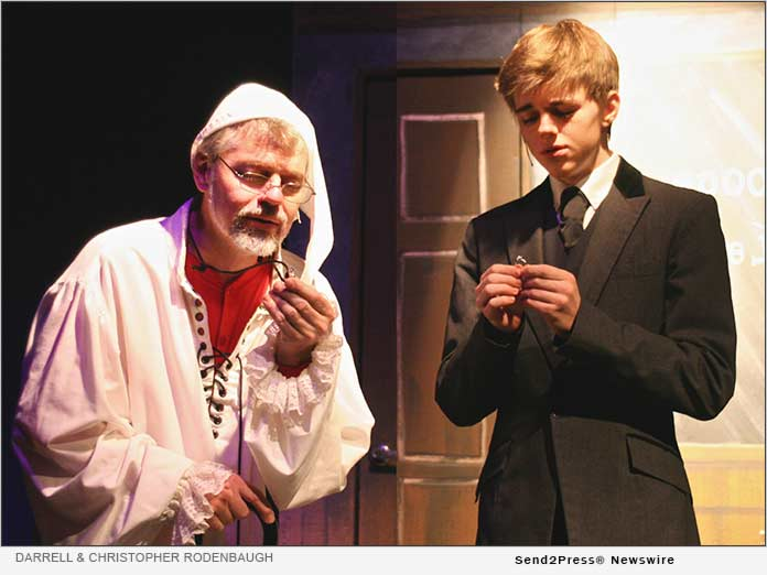 Plano Texas Resident Takes the Stage for 80th Time as Scrooge in NTPA's Production of 'Scrooge, the Musical' 6