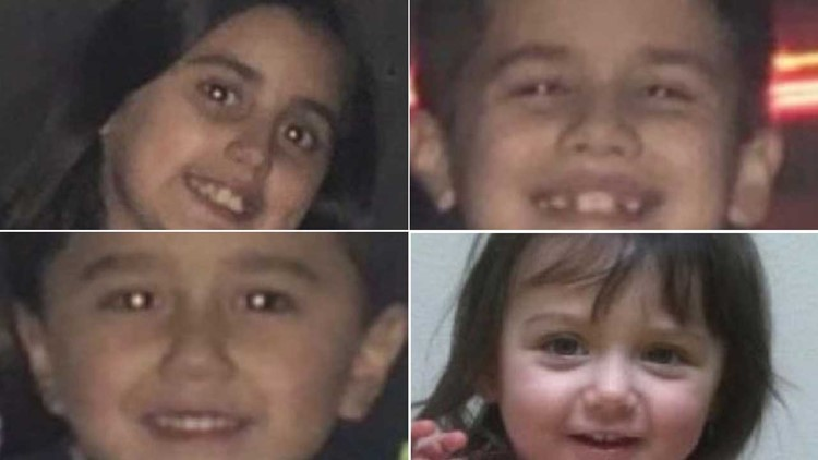 Amber Alert issued for 4 Texas children missing and in danger 6