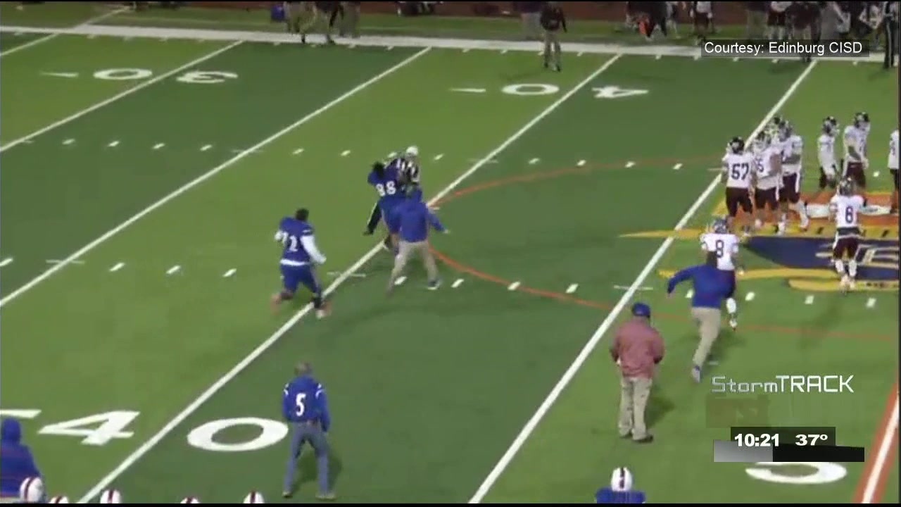 Caught on video: Texas high school football player jailed for assault after body slam of referee 6