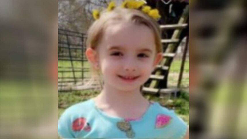 Have you seen her? Texas Amber Alert issued for 6-year-old girl believed to be abducted 6