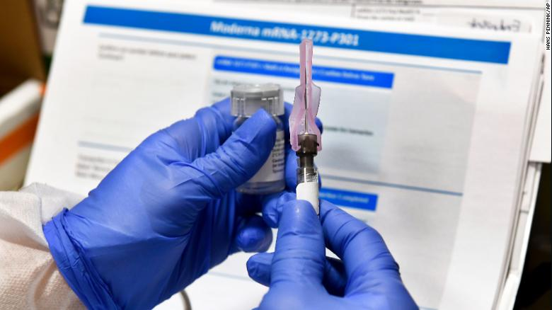 Initial shipments of virus vaccine will fall short for 27 states, including Texas 6