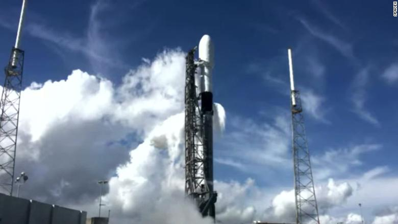 SpaceX Falcon 9 launches and deploys satellite, days after another rocket crashed in Texas 6