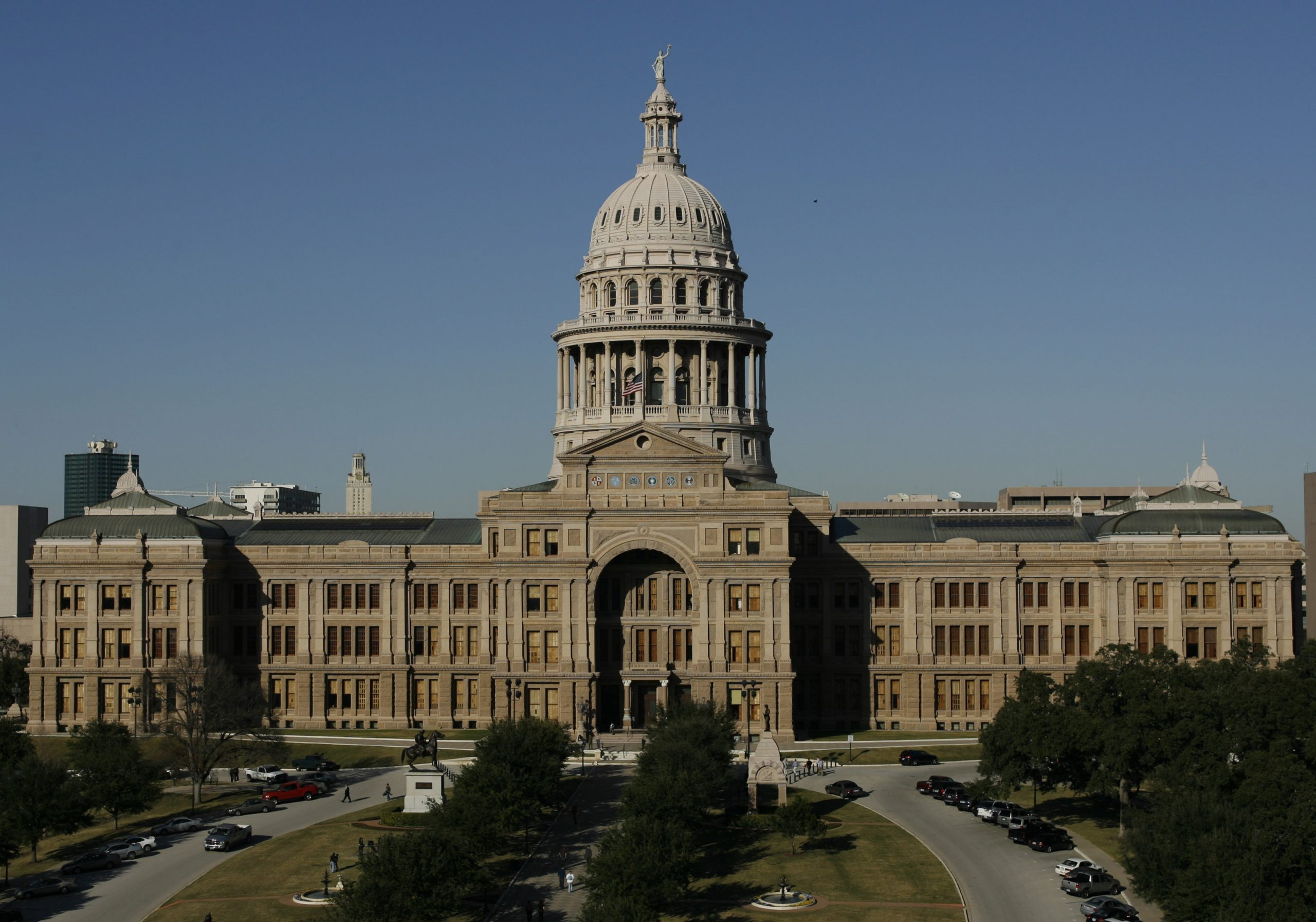 Texas Capitol reopening after being closed over virus fears 6