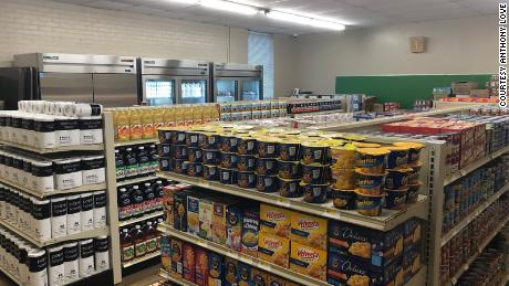 Texas high school opens grocery store for struggling families where good deeds are accepted as payment 6