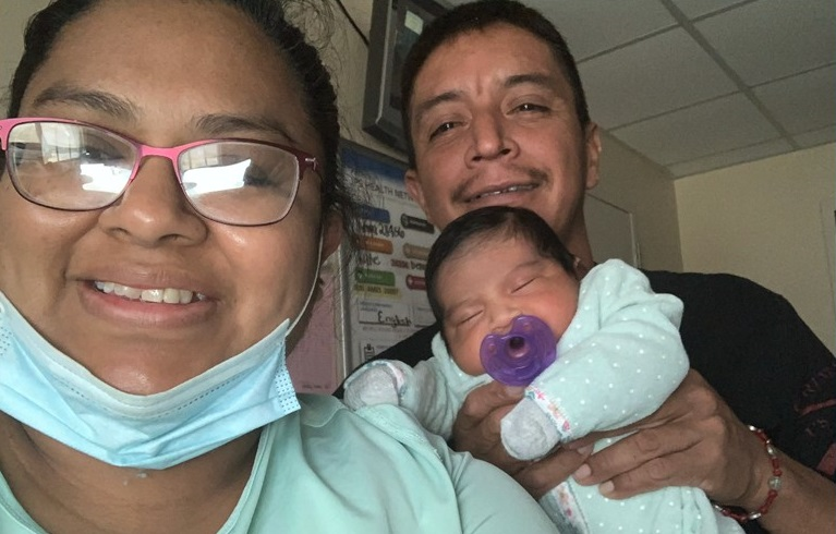 Texas woman dies from Covid-19 just 2 months after giving birth 6
