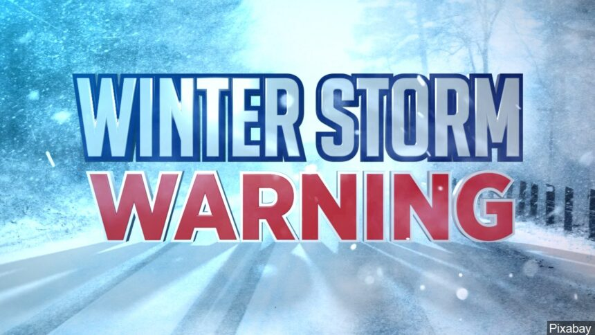 Winter Storm Warnings for Hudspeth, Culberson counties amid storm with accumulating snowfall 6
