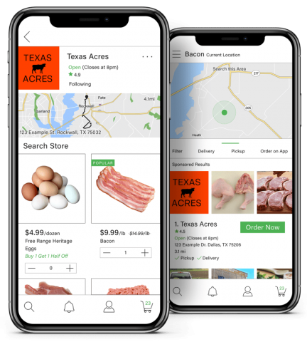 Gone Local App – The Newest App in Food Providing Access to Local Meats and Produce 4