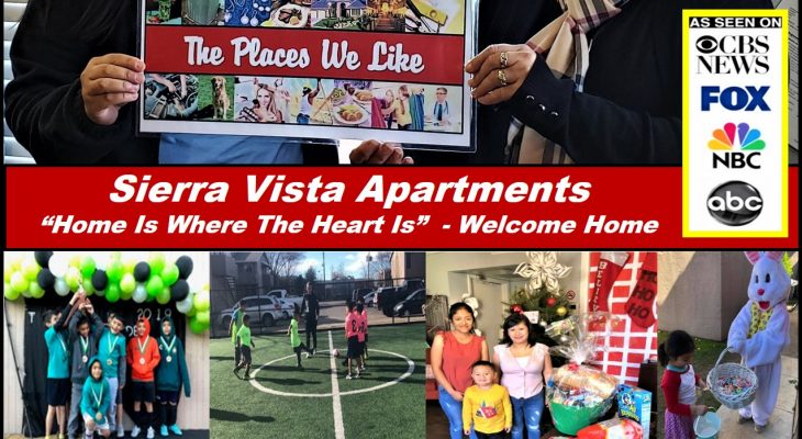 """Sierra Vista Apartments In Dallas Texas Was Just Recognized By """"The Places We Like In Dallas"""" As A Premier Living Community Whose #1 Priority Is The Family 11"""