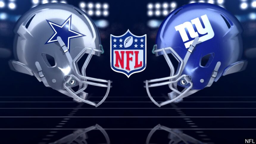 Cowboys lose to NY Giants 23-19 in last bid for playoffs 6