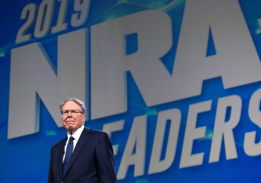 National Rifle Association files for bankruptcy, plans to restructure as a Texas non-profit group 2