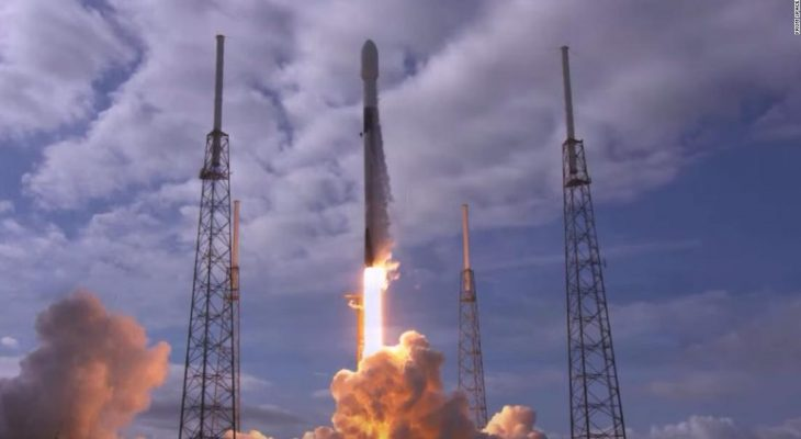 SpaceX launches 143 satellites on 1 rocket in record-setting mission 6