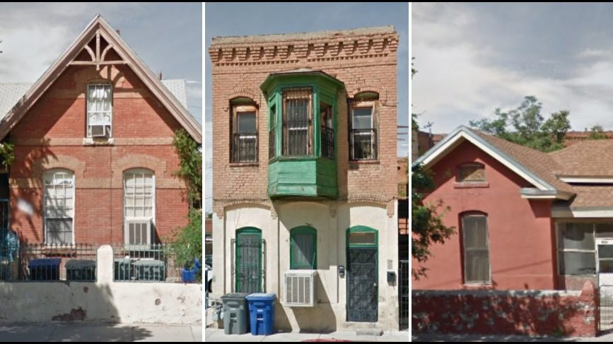 State panel unanimously endorses downtown El Paso historic district that includes Duranguito 2