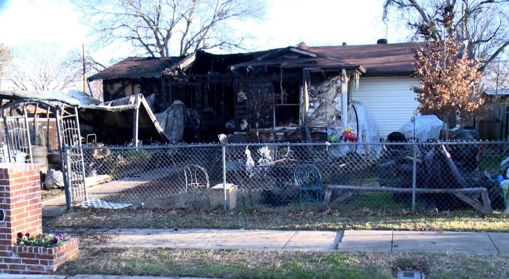 Texas teen saves her family when they lost sense of smell from Covid-19 and didn't realize house was on fire 7